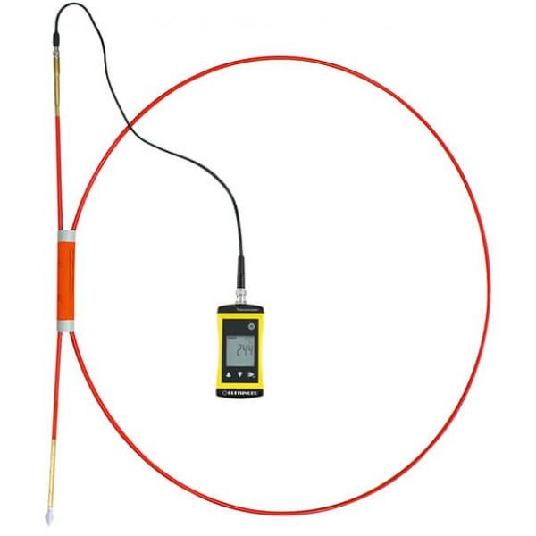 Greisinger HayTemp 1700 термометр для сена, соломы и пр.