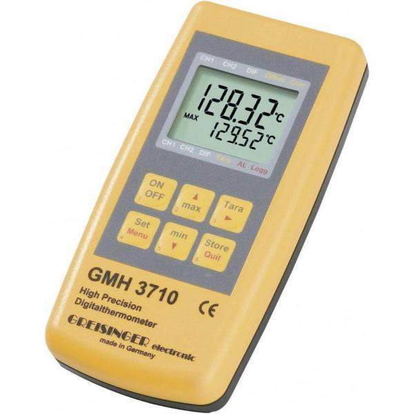 Greisinger GMH 3710 эталонный термометр с выходом для внешнего блока питания