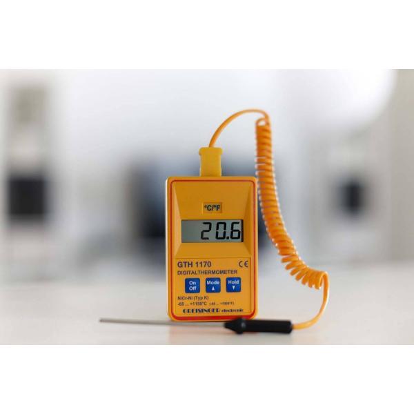 Greisinger GTH 1170 термометр с дополнительными функциями