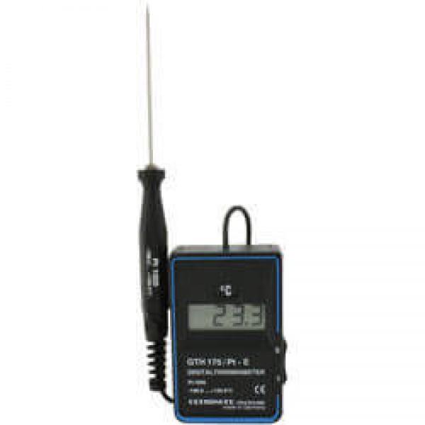Greisinger GTH 175 PT-E термометр для воздуха, газов и мягких материалов