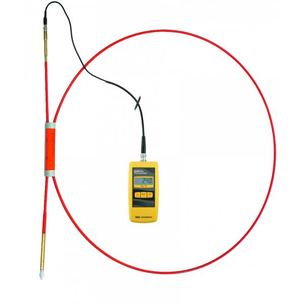 Greisinger HayTemp 285 термометр для сена, соломы и пр.