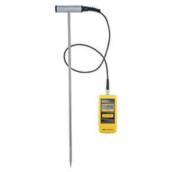 Greisinger SoilTemp 285 термометр для почвы и др. сыпучих материалов