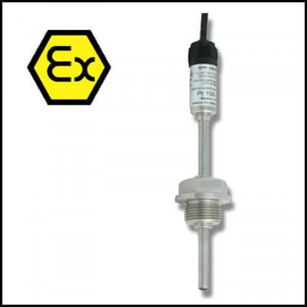 Greisinger GTF102-EX ввинчиваемый, взрывозащищенный датчик температуры