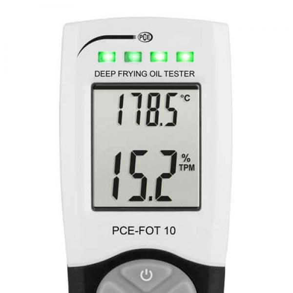 PCE-FOT 10 тестер масла для жарки