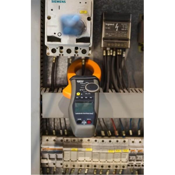 HT-9022 пишущие токовые клещи с интерфейсом Bluetooth