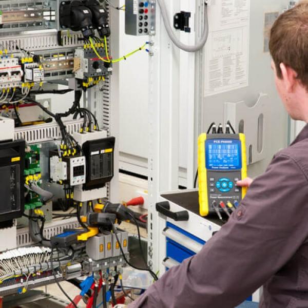 PCE-PA 8000 анализатор качества электроэнергии с функцией записи