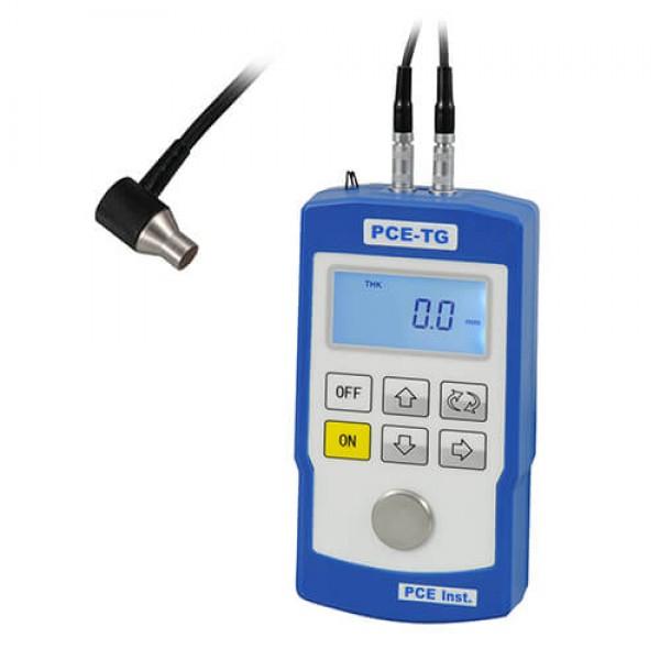PCE-TG 120 толщиномер цельных материалов с тонким датчиком