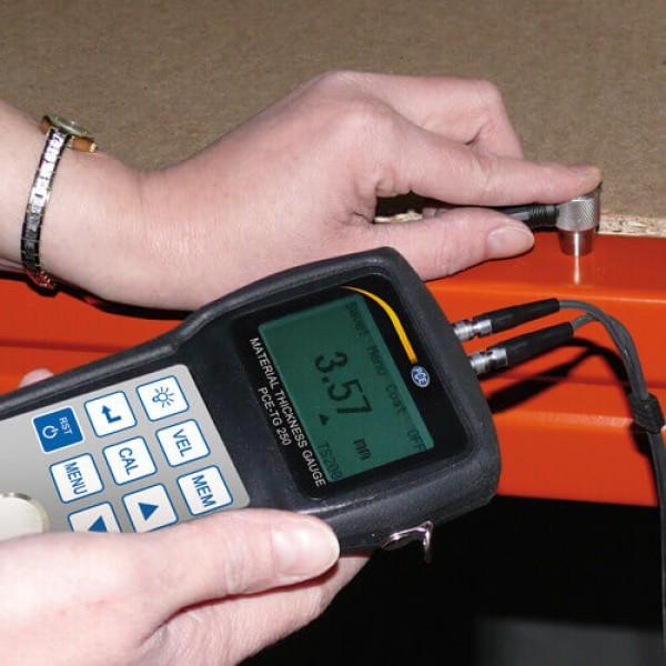 PCE-TG 250 толщиномер цельных материалов на которых нанесено покрытие