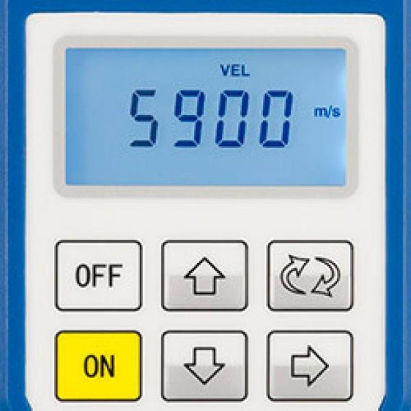 PCE-TG 110 высокоточный толщиномер для раскаленных объектов