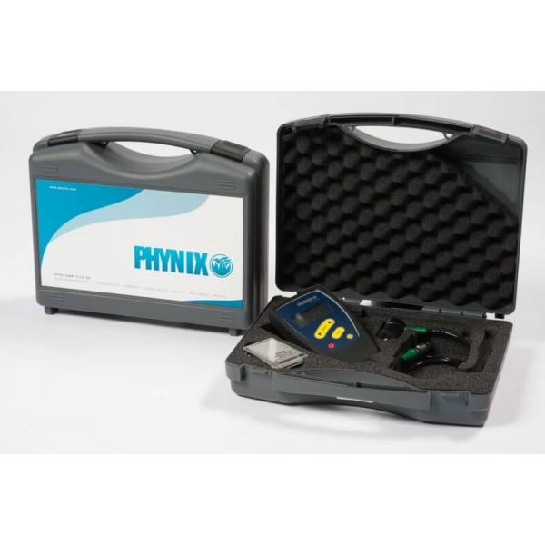 Phynix Surfix® Pro S-CT толщиномер с сменным выносным датчиком для шин на металлическом каркасе