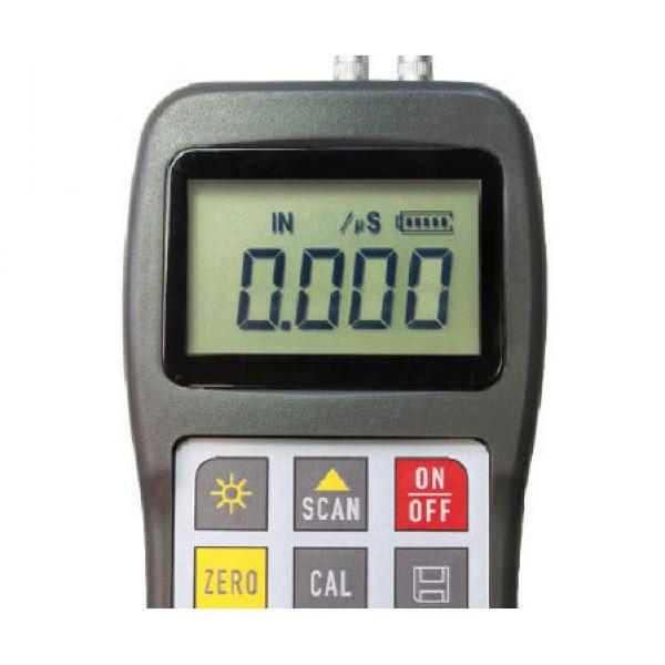 SAUTER TN 80-0.1US. толщиномер цельных материалов (0,75...80 мм. 7 МГц)