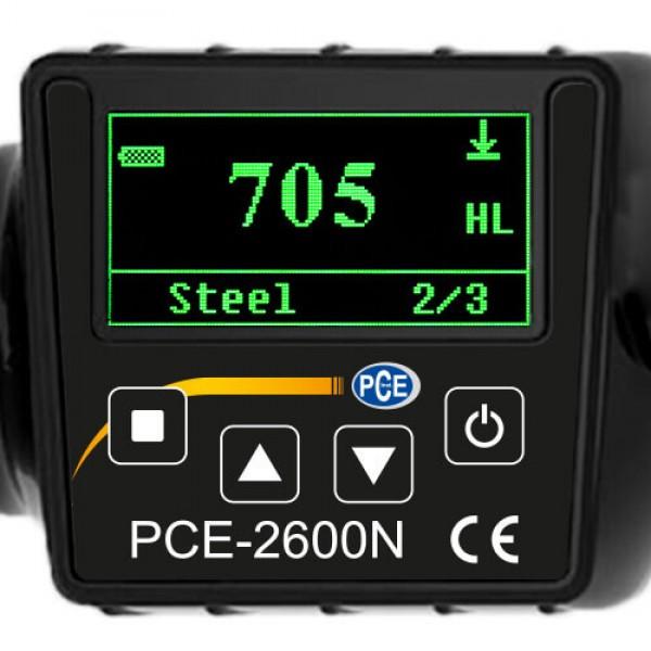 PCE-2600N твердомер для металлов