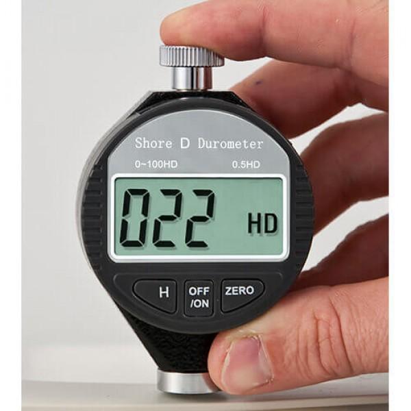 PCE-DD-D твердомер по Шору D для резины, пластика и пр.