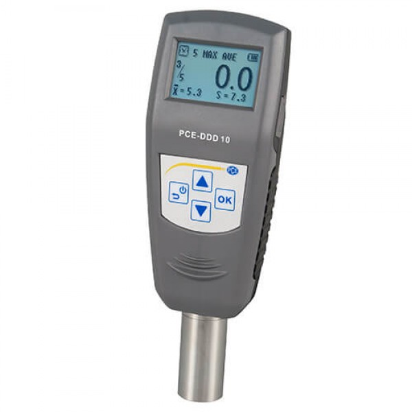 PCE-DDА 10 твердомер по Шору А для резины, пластика и пр.