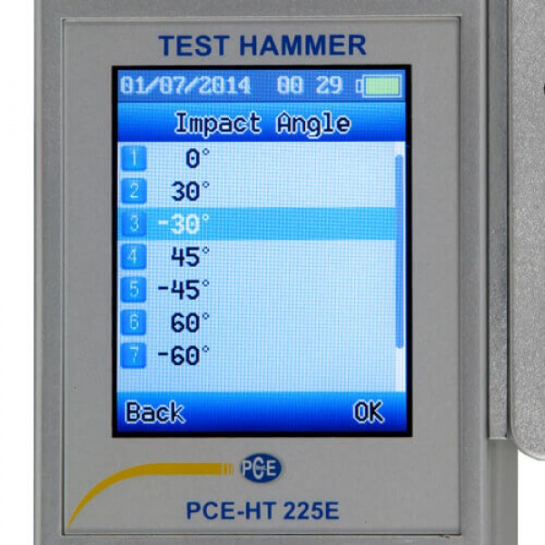PCE-HT-225E молоток Шмидта