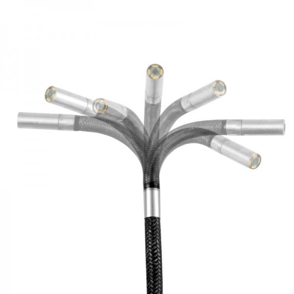 PCE-VE 800 ультратонкий эндоскоп c дистанционным поворотом камеры на 4 стороны