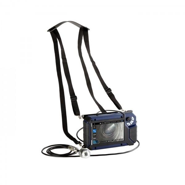 Wöhler VIS 700 видеоэндоскоп высокого разрешения для диагностики труб и дымоходов