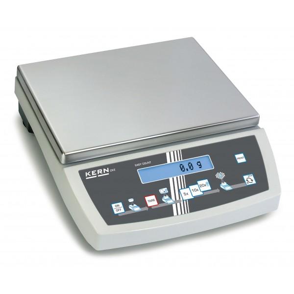 KERN CKE 65K0.2 интуитивно понятные счётные весы до 360 000 ед. с лабораторной точностью