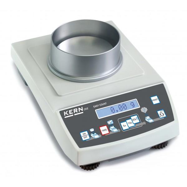 KERN CKE 360-3 интуитивно понятные счётные весы до 360 000 ед. с лабораторной точностью