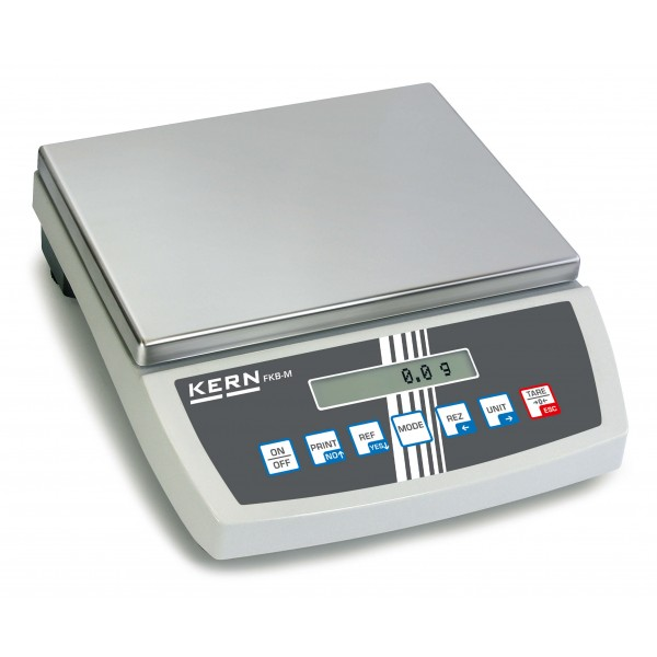 KERN FKB 36K0.1 весы с большой платформой и высоким разрешением