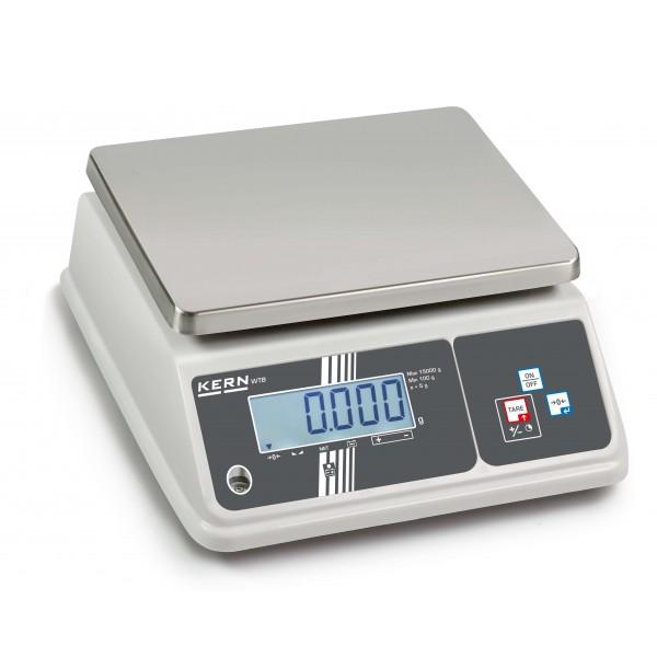KERN WTB 6K-3N весы для пищевой промышленности c защитой от влаги и пыли