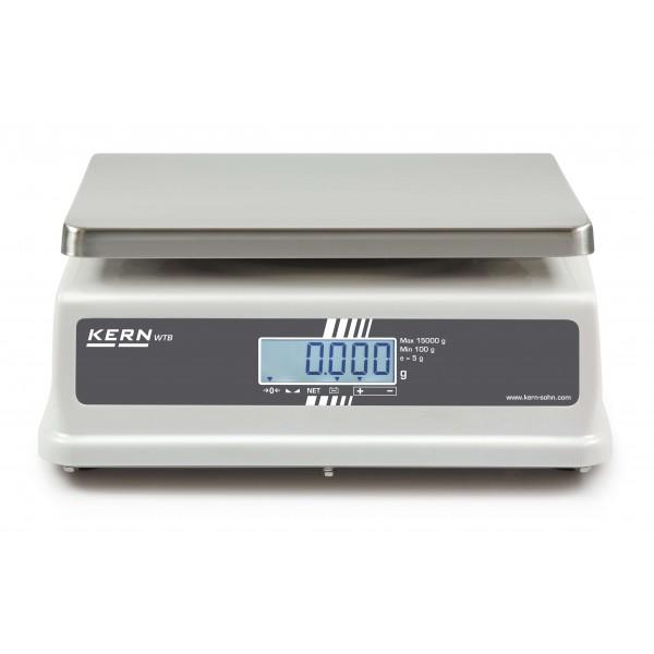 KERN WTB 3K-4N весы для пищевой промышленности c защитой от влаги и пыли