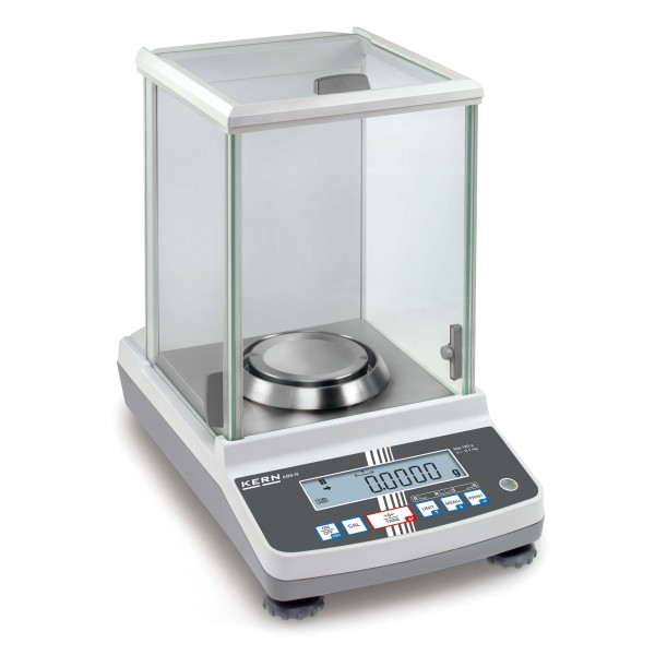 KERN ABS 80-4N аналитические весы с экраном