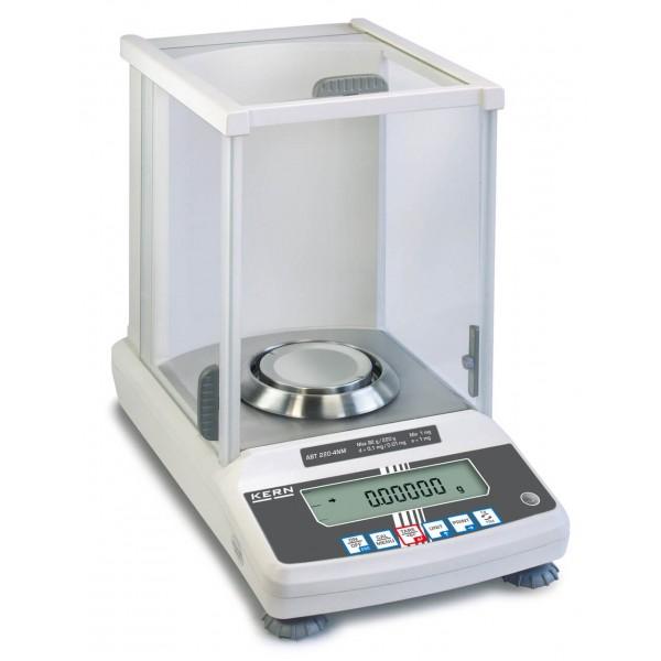 KERN ABT 320-4NM премиальные аналитические весы с экраном и с заводской проверкой