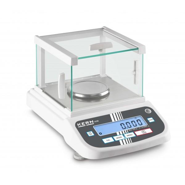 KERN ADB 600-C3 аналитические весы с экраном