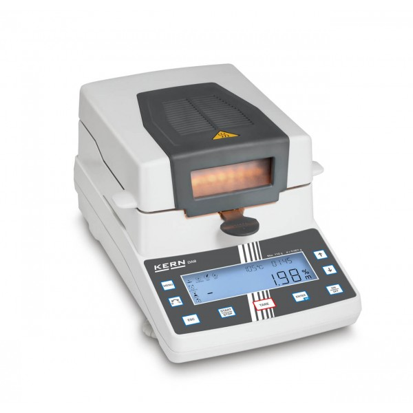 KERN DAB 100-3 анализатор влажности с памятью