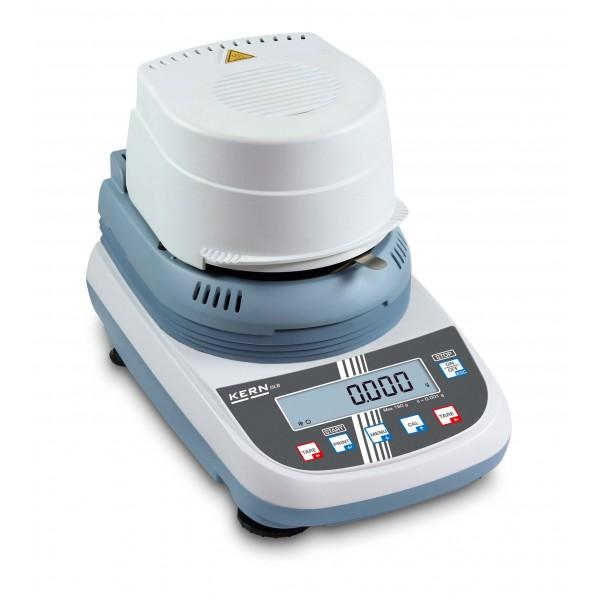 KERN DLB 160-3A анализатор влажности для тяжёлых и объёмных образцов