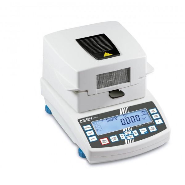 KERN MLS 50-3D анализатор влажности с большой базой данных и графическим дисплеем