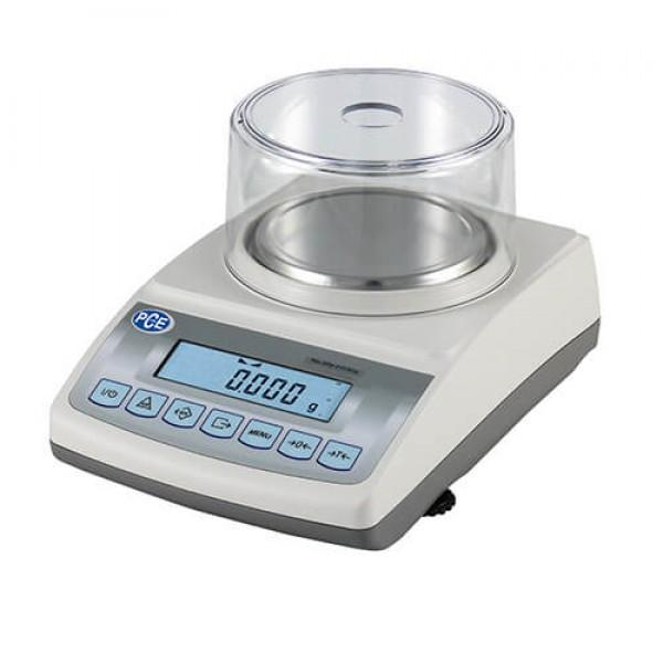 PCE-BT 200 лабораторные весы со стеклянным экраном