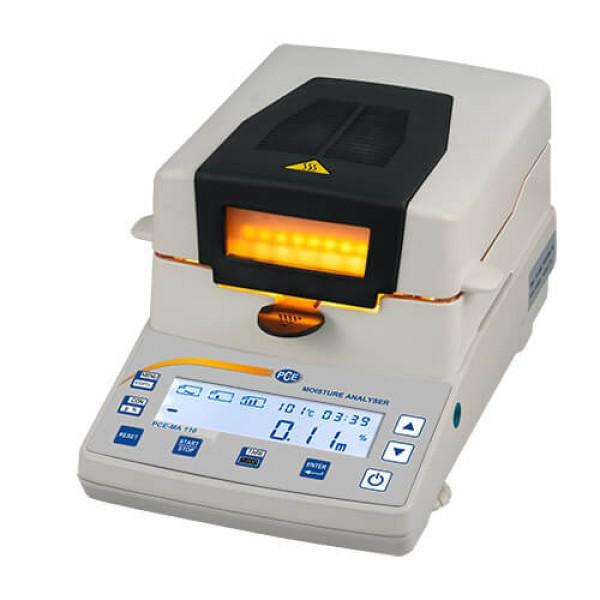 PCE-MA 202 лабораторные весы с сушкой