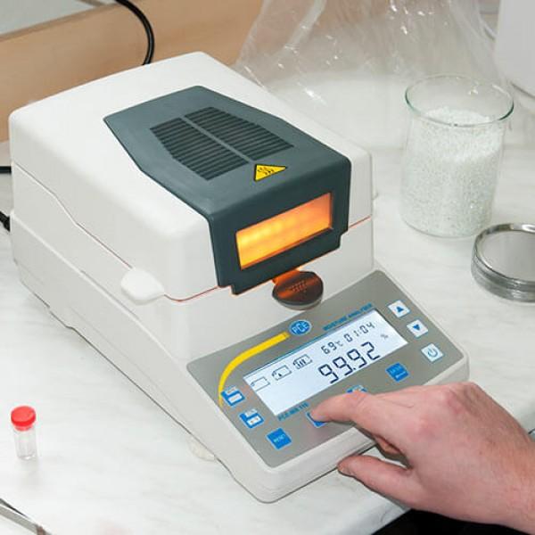PCE-MA 200 лабораторные весы с сушкой