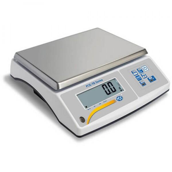 PCE-TB 3 лабораторные весы с интерфейсом RS-232 и USB