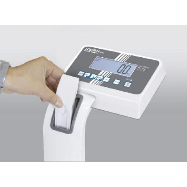 KERN MPE 250K100HM профессиональные, напольные весы медицинского назначения с функцией ИМТ и ростомером