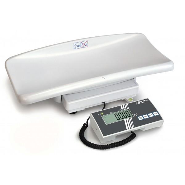 KERN MBB 15K2DM весы для младенцев для профессионального медицинского применения  (две шкалы)