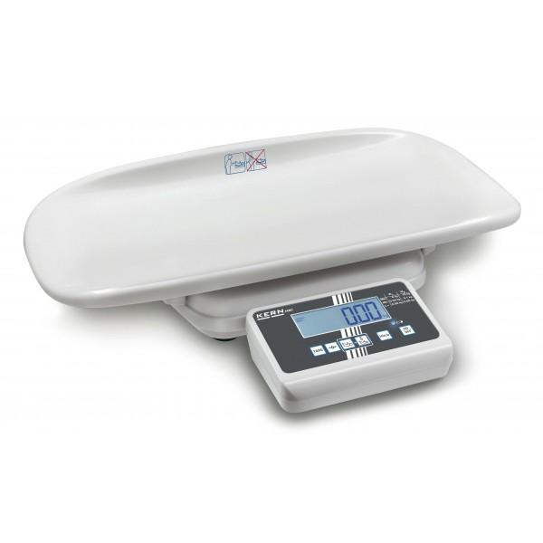 KERN MBС 15K2DM весы для младенцев для медицинского применения (две шкалы)