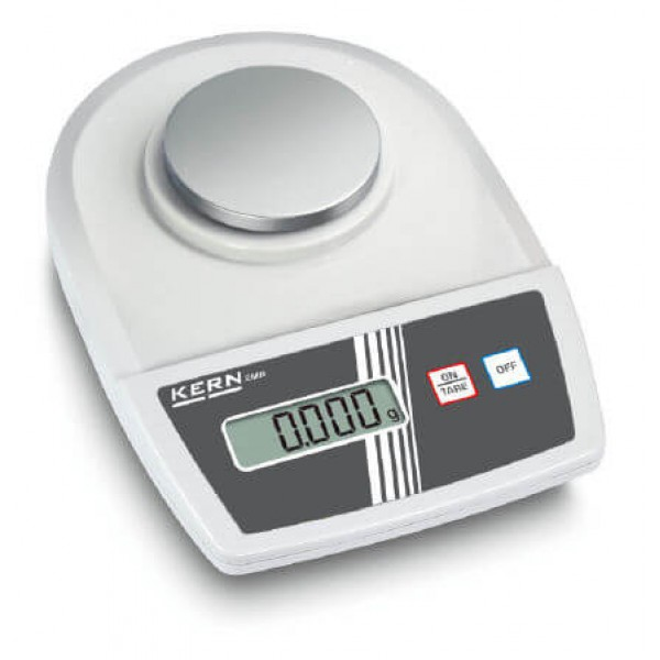 KERN EMB 100-3 высокоточные, школьные весы до 0,1 кг