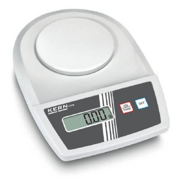 KERN EMB 600-2 школьные весы до 0,6 кг