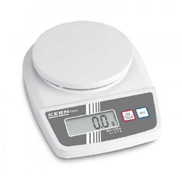 KERN EMB 2000-0SS05 школьные весы для экспериментов до 2 кг