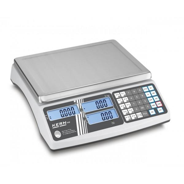 KERN RIB 30K-2M высококачественные торговые весы с памятью цен на товары