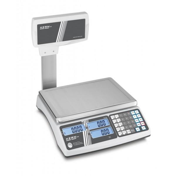 KERN RIB 10K-3HM высококачественные торговые весы с памятью цен на товары