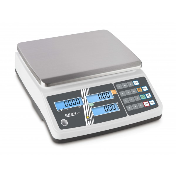 KERN RPB-15K2DM торговые весы с памятью цен на товары
