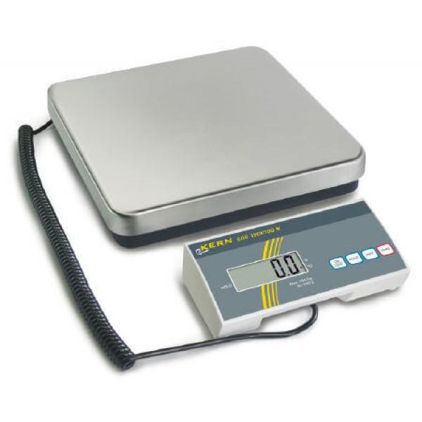 KERN EOB 15K5 ветеринарные весы с платформой 315х305 мм. (до 15 кг)