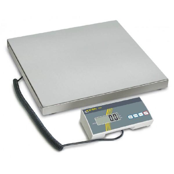 KERN EOB 150K50L ветеринарные весы с платформой 550х550 мм. (до 150 кг)