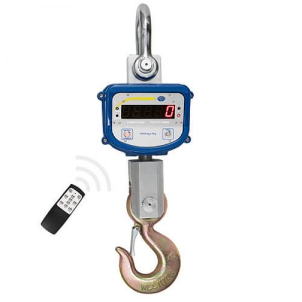 PCE-CS 10000N крановые весы до 10 000 кг с ПДУ