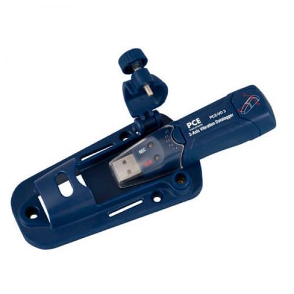 PCE-VD3 регистратор вибраций