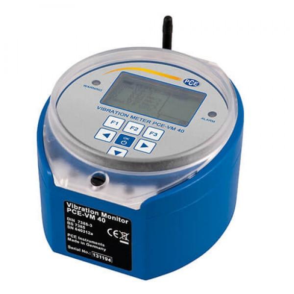 PCE-VM 40B строительный виброметр с модулем GSM